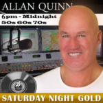 Allan Quinn Saturday Night GOLD