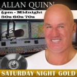 Allan Quinn Saturday Night GOLD