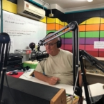 On The Wireless with Bruce Chalmers